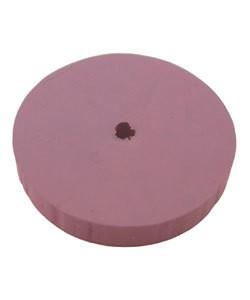 "EVE Abrasives ST1380 = EVE Silicon Abrasives EXTRA FINE/PINK  SQUARE EDGE WHEEL 5/8"" (x10)"
