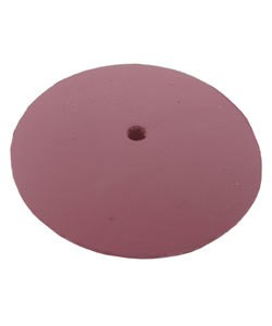 EVE Abrasives 10.01383 = EVE Silicon Abrasives EXTRA FINE/PINK KNIFE EDGE WHEEL 7/8'' (x10)