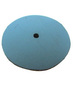 EVE Abrasives 10.01367 = EVE Silicon Abrasives FINE/BLUE  KNIFE EDGE WHEEL 7/8'' (x10)