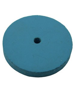 EVE Abrasives 10.01364 = EVE Silicon Abrasives FINE/BLUE SQUARE EDGE WHEEL 5/8''(X10)
