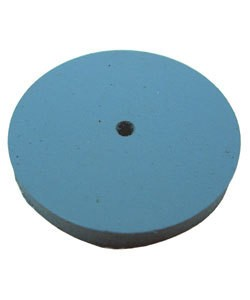EVE Abrasives 10.01365 = EVE Silicon Abrasives FINE/BLUE SQUARE EDGE WHEEL 7/8'' (x10)