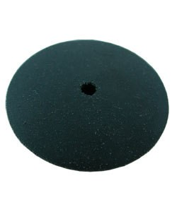 EVE Abrasives 10.01376 = EVE Silicon Abrasives MEDIUM/BLACK KNIFE EDGE WHEEL 5/8'' (x10)