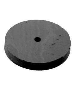 "EVE Abrasives 10.01375 = Eve Silicon Abrasives Medium/Black Square Edge Wheel 7/8"" (Pkg of 10)"