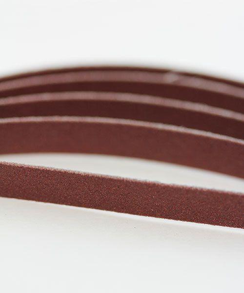 ST2307 = Sanding Detailer Replacement belts 240 Grit pkg of 5