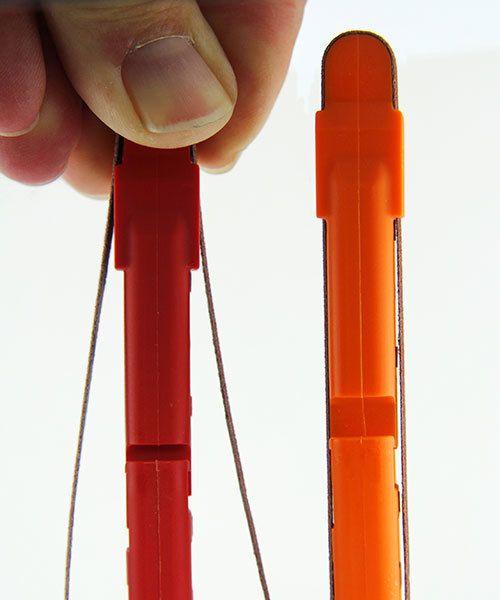 ST2301 = Sanding Detailer Standard Kit, Coarser Grits