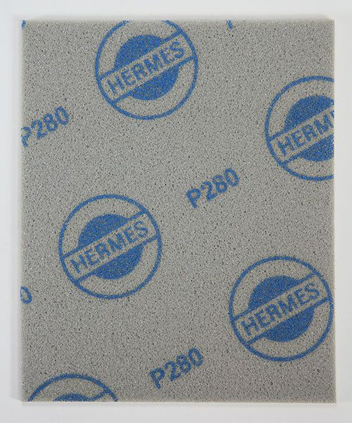 EM6005 = Sanding Sponges, Foam Rubber/Aluminum Oxide 280 grit (Pkg of 5)
