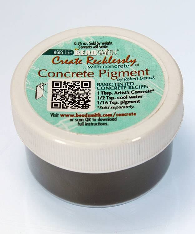 CE8112 = Create Recklessly Pigment Charcoal 1oz Jar