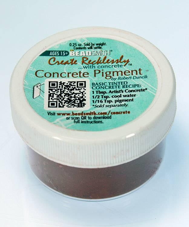 CE8115 = Create Recklessly Pigment Brick Red 1oz Jar