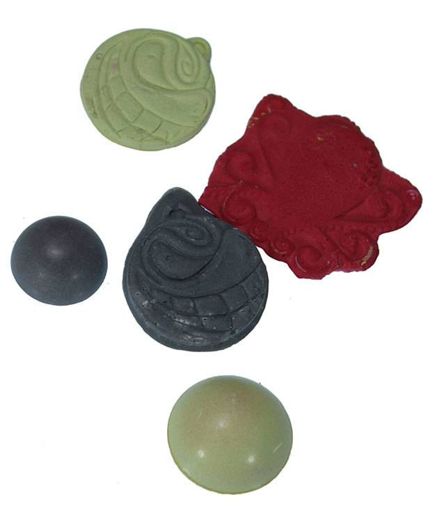 CE8117 = Create Recklessly Pigment Sandstone 1oz Jar