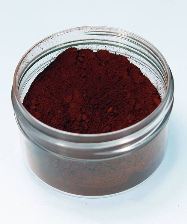CE8118 = Create Recklessly Pigment Terracotta 1oz Jar