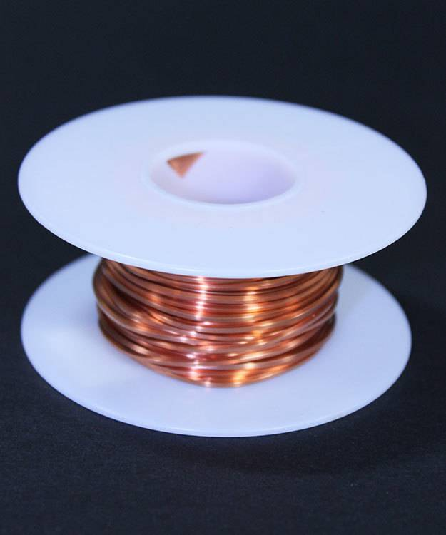 CSW18 = Copper Square Wire 18ga 1.02mm Soft (Approx. 38ft)