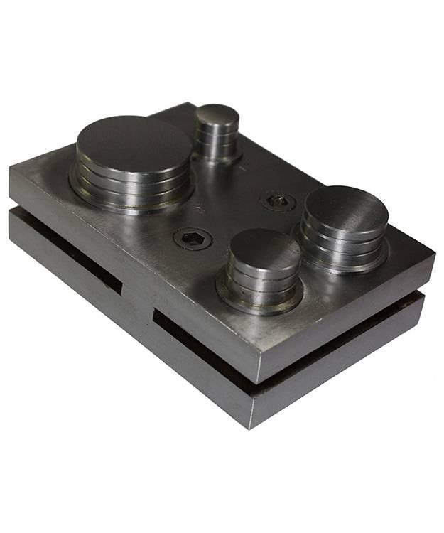 DA2591 = Disc Cutter 4pc Set for 1'' to 2'' discs