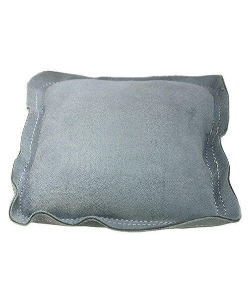 DA5727 = Leather Sand Bag Square 7'' x 7''