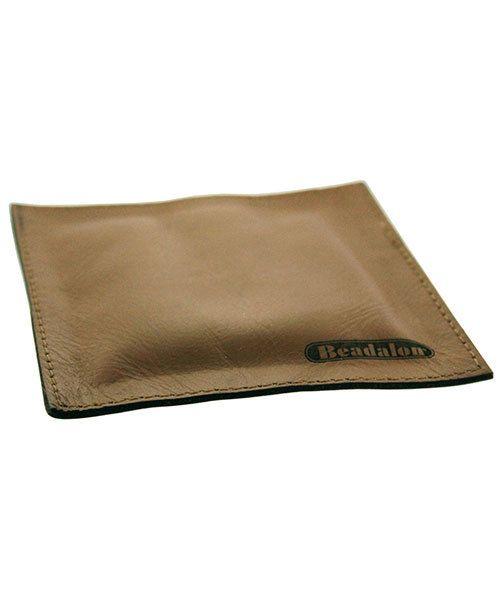 DA5728 = Leather Anvil Block Pad 4'' x 4''