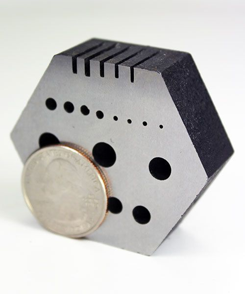 AN200 = Hex Anvil for Riveting and Staking