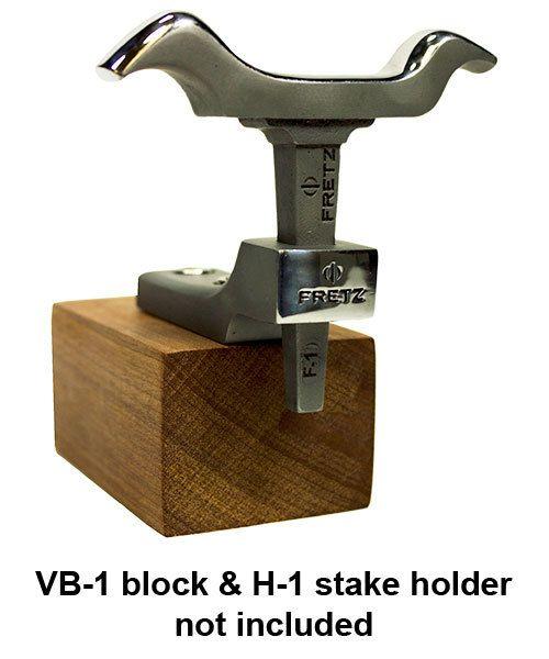 AN8000-F1 = Fretz F-1 Beak Forming Stake