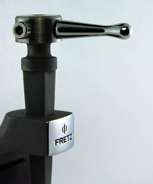 AN8000-I03 = Fretz I-3 Mini Stake - 6.5mm Round High Dome