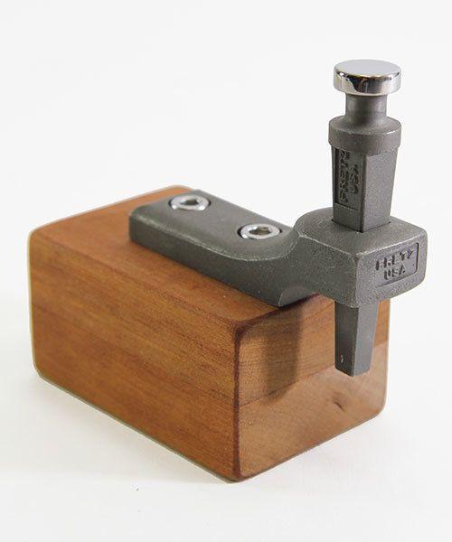 Fretz Designs AN8000-M1 = Fretz M-1 Mushroom Stake Flat 14mm