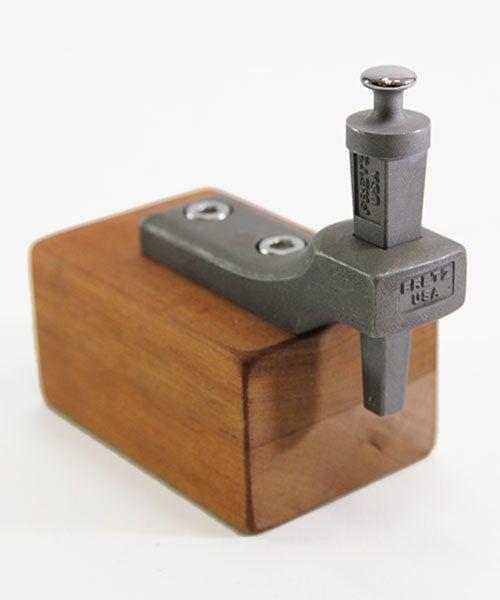 Fretz Designs AN8000-M5 = Fretz M-5 Mushroom Stake Low Dome 10mm