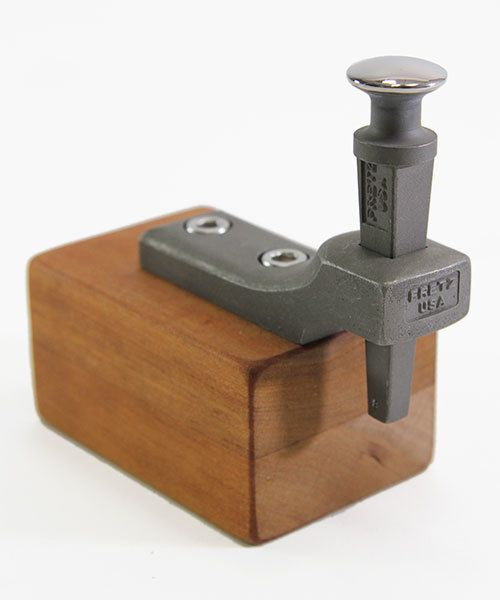 Fretz Designs AN8000-M8 = Fretz M-8 Mushroom Stake Low Dome 18mm