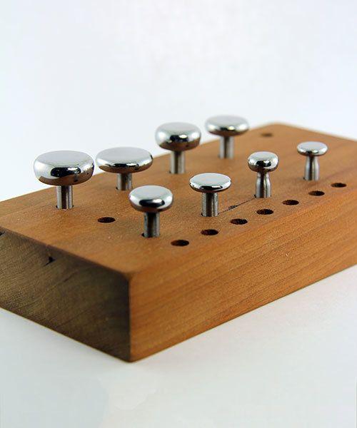 AN8012 = Fretz Mini Wheel Stake Set #12
