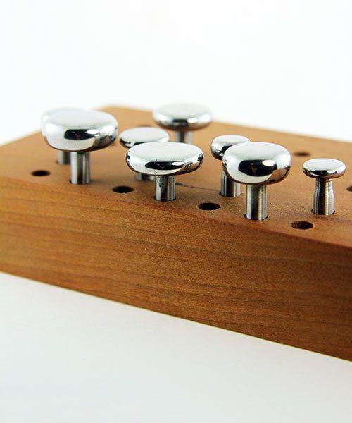 Fretz Designs AN8012 = Fretz Mini Wheel Stake Set #12