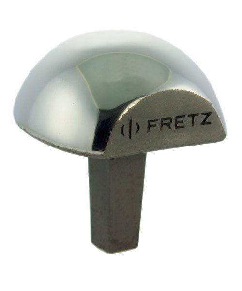 Fretz Designs AN8211 = Fretz M-111 40mm Convex Cuff Stake 36mm Long