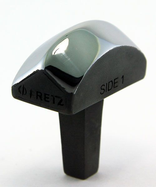 Fretz Designs AN8213A = Fretz M-113A 20mm Starting Fluting Stake 36mm Long