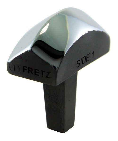 Fretz Designs AN8213B = Fretz M-113B 20mm Finishing Fluting Stake 36mm Long