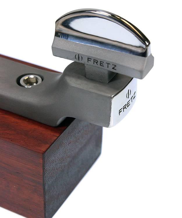 Fretz Designs AN8214B = Fretz M-114B 3mm Convex Cuff Stake 36mm Long
