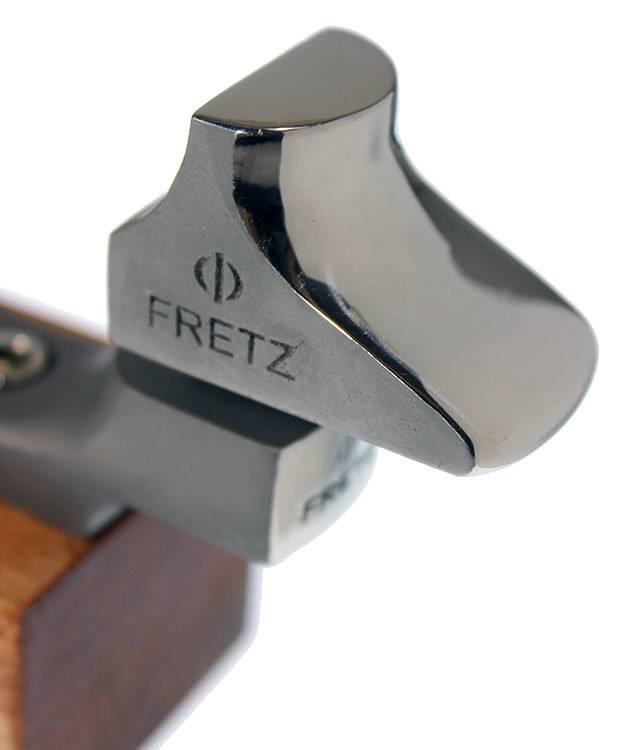 AN8224 = Fretz M-124 Large Collar Mushroom Stake  1-3/4'' (44mm)