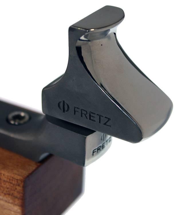 Fretz Designs AN8225 = Fretz M-125 Tall Large Collar Mushroom Stake  1-13/16'' (46mm)