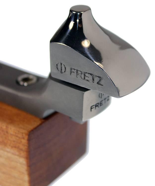 Fretz Designs AN8227 = Fretz M-127 Small Collar Mushroom Stake  1-1/2'' (38mm)