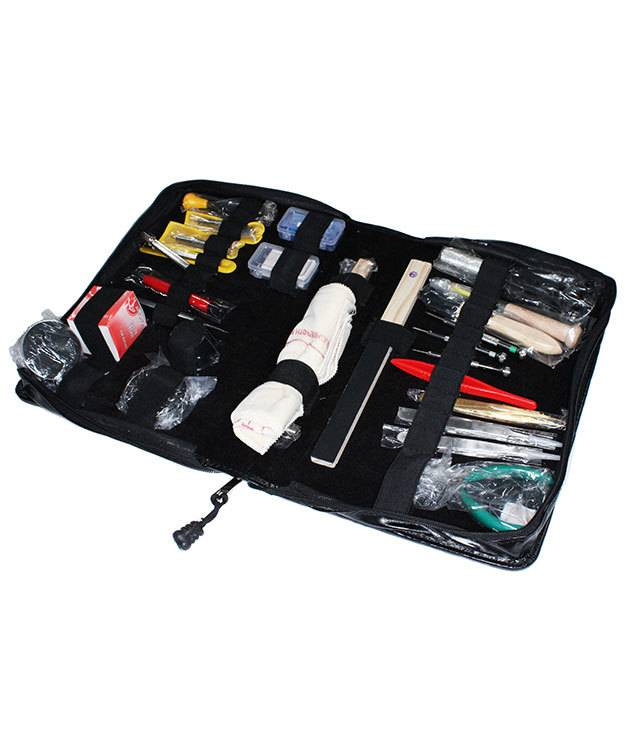 BA2000 = Large Economy Watch Tool Kit in Zippered Pouch
