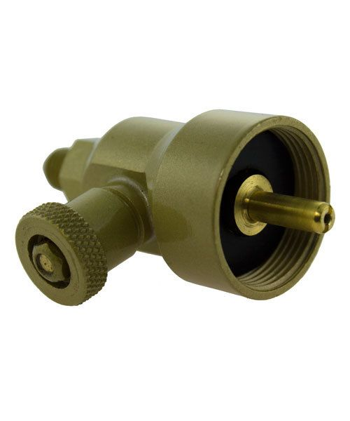 BT1212 = DISPOSABLE TANK REGULATOR for ORCA PROPANE TORCH