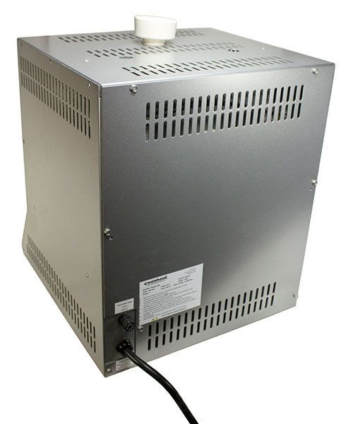 CA2059 = Kingpin 88 Kiln with Window by Evenheat Silver Color