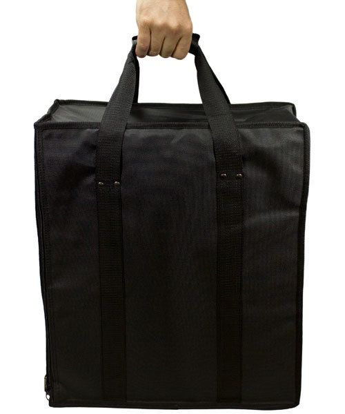 DCA1872 = SOFT SIDED CARRY CASE for up to 18 x 1'' STANDARD TRAYS