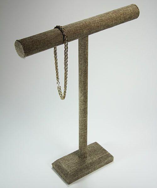 DCH3194 = Burlap Necklace Bar 14'' wide x 18'' high