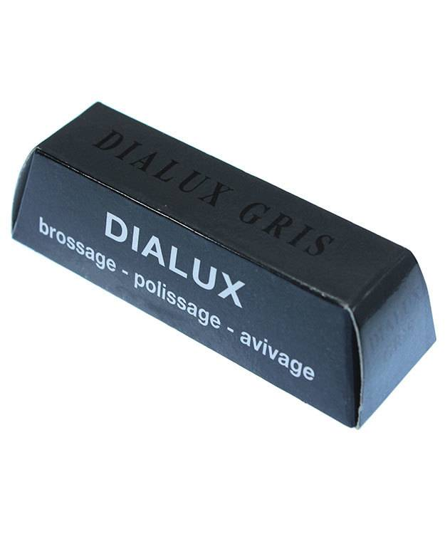 47.395 = Dialux Grey Compound for Fine Polish on Steel and Platinum