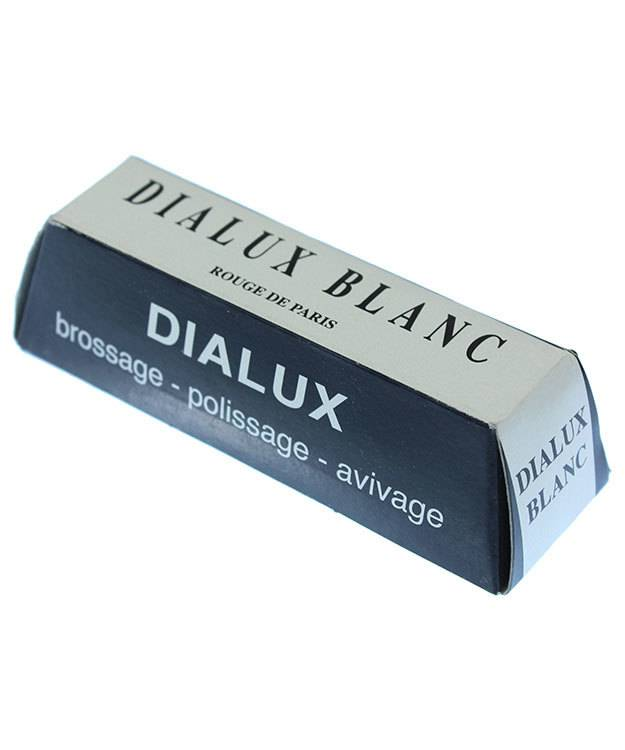47.392 = Dialux White Compound for Bright Polish on Silver