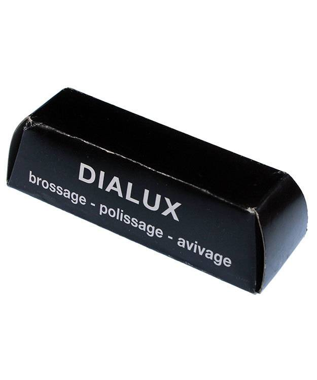 47.397 = Dialux Black Compound for Final Polish on Silver