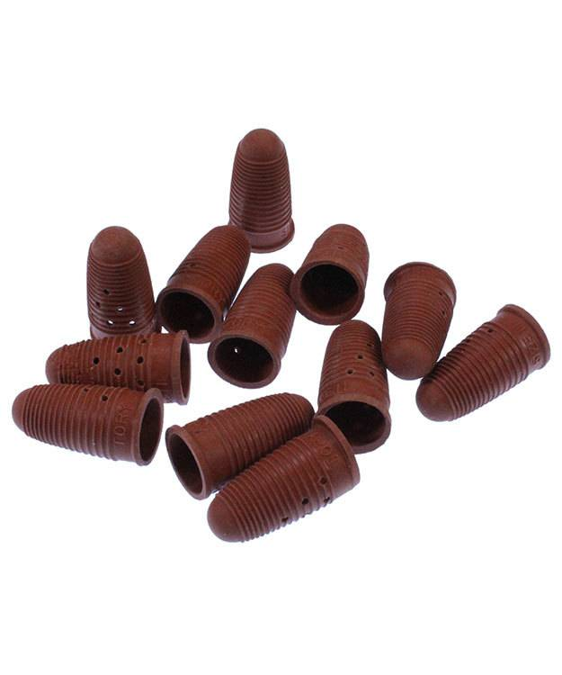 23.225 = Rubber Finger Cots Small (1 dozen)