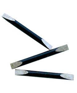 SD140-07 = SCREWDRIVER REVERSIBLE BLADES 0.80mm (Pkg of 3)