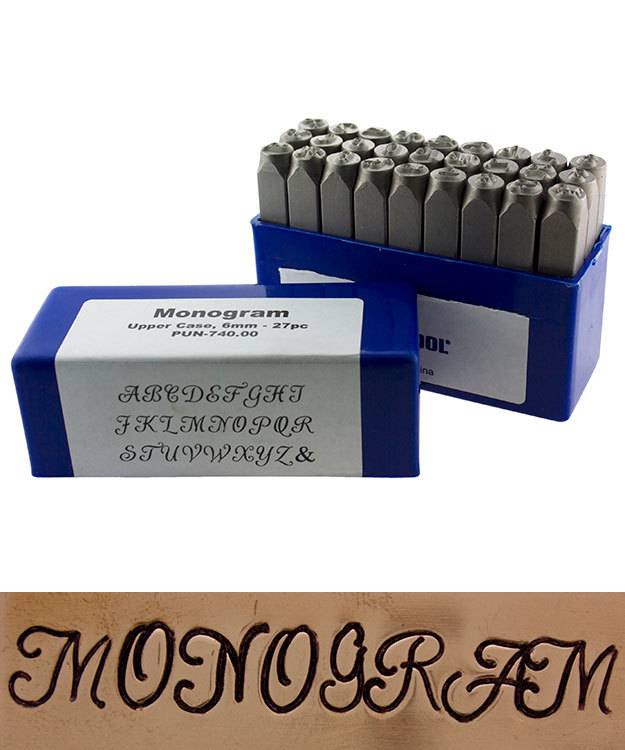 Supply Guy CH-236 Brand New 6mm Football Sport Metal Punch Design Stamp