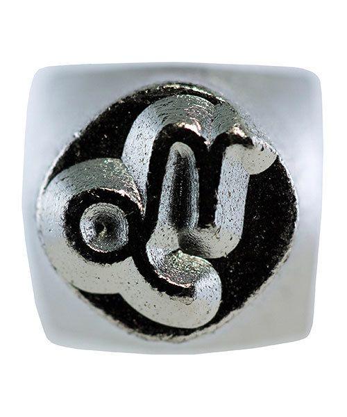 PN6465 = ImpressArt Design Stamp - capricorn zodiac sign 6mm