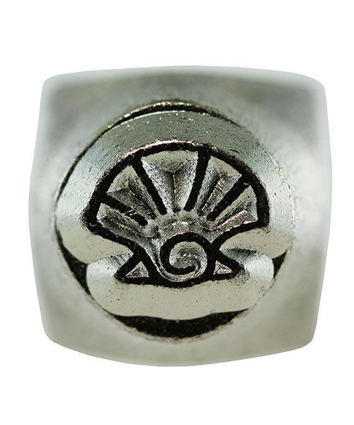 PN6454 = ImpressArt Design Stamp - shell 6mm