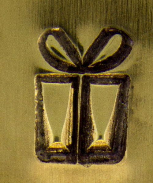 PN6414 = ImpressArt Design Stamp - gift box 6mm