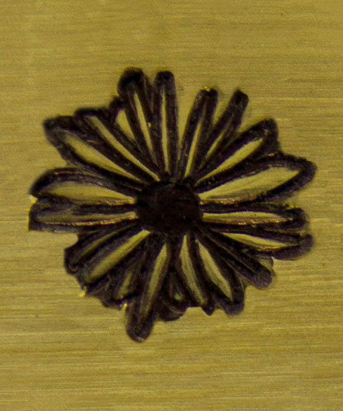 PN6281 = ImpressArt Design Stamp - small daisy 6mm