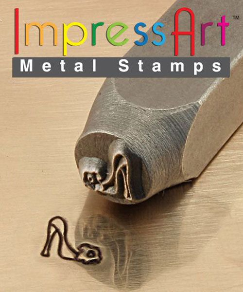 PN6241 = ImpressArt Design Stamp - high heel 6mm