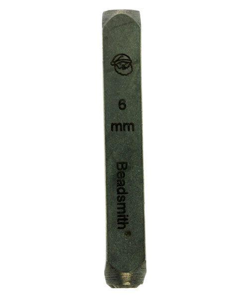 PN5664 = DESIGN STAMP 6mm - santa